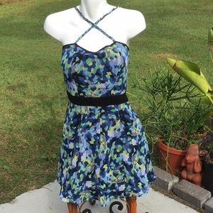 🦋Trendy Skater Dress Size Small Fun To Wear 🦋